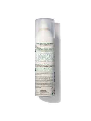 Dry Shampoo with Oat milk